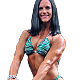 Women's Physique Button